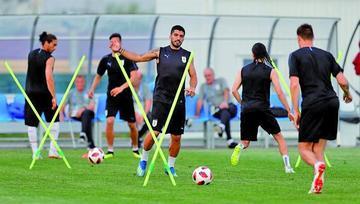 Uruguay y Portugal buscan su pase a cuartos