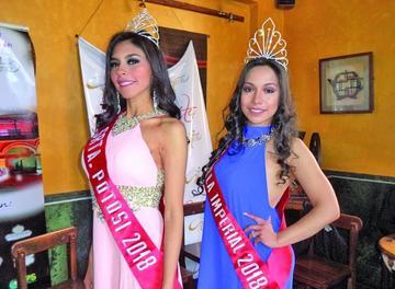 Anuncian acto de Miss Potosí 2019
