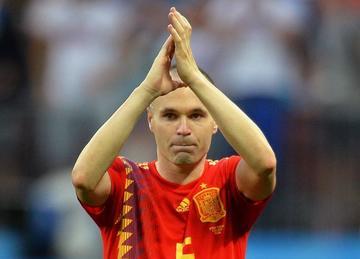 "Andrés Iniesta: ""hoy se acaba una etapa maravillosa"""