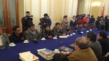 El Gobierno y la UPEA reinstalarán hoy el diálogo por presupuesto