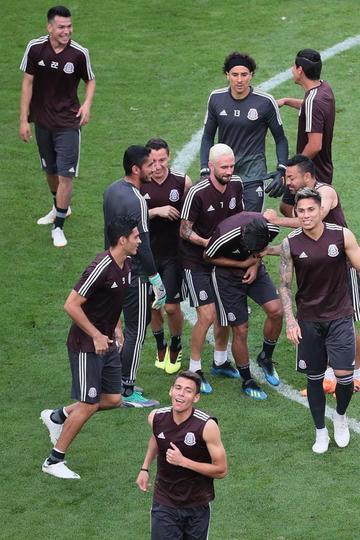 México buscará apresar a Brasil