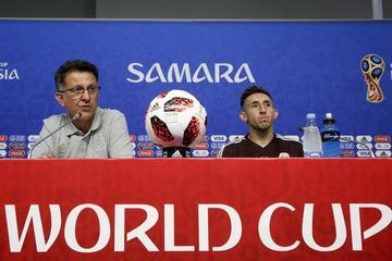 Herrera afirma que sueñan con ganar la Copa del Mundo
