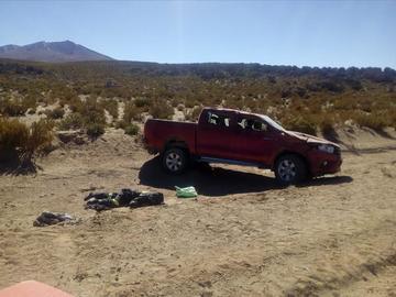 Reportan accidentes en San Cristóbal y otro en Llallagua
