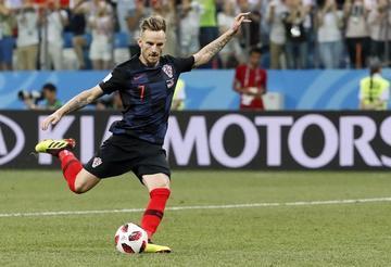 Croacia clasifica a cuartos  de final del Mundial