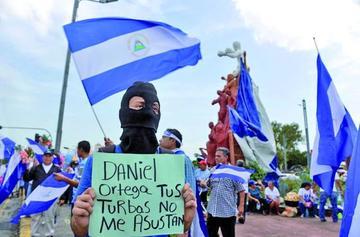 Grupo de expertos de la CIDH investigarán violencia en Nicaragua