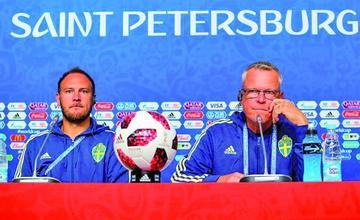 """Andersson: """"no sé si nos han subestimado"""""""