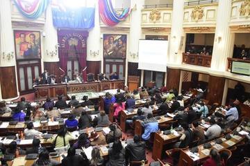 Interpelan a ministros de Minería y de Justicia por el caso Quiborax