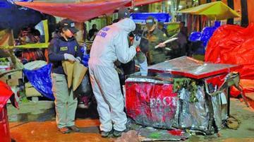 Presentarán la próxima semana los informes de las explosiones en Oruro