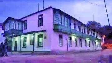 Fantasmas en la Casa Gerencia de Pulacayo