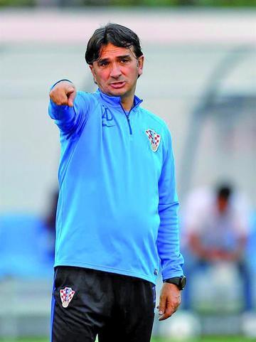 """Dalic: """"Croacia tiene que imponer su juego"""""""