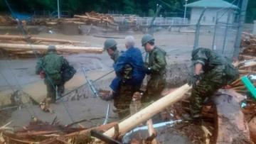 Las fuertes lluvias dejan casi 50 personas fallecidas en Japón