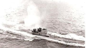 Hallan restos de submarino nazi hundido por los aliados