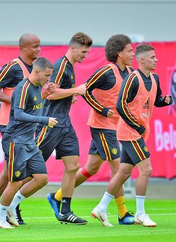 Francia y Bélgica buscan su pase a la final del Mundial de Rusia
