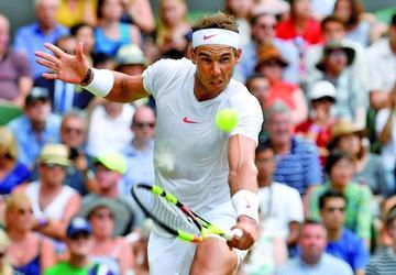 Nadal, Federer y Djokovic avanzan  a cuartos