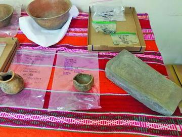 ABC descubre varios restos arqueológicos en carretera