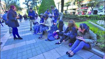 Gobierno advierte que si la UPEA reactiva protestas no dialogará