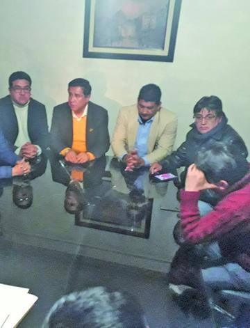 Gutiérrez renuncia y se viabiliza salida a la crisis en Real Potosí
