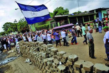 La CIDH denuncia que represión en Nicaragua ya es más violenta