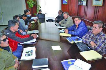 Gobierno y UPEA fijan un nuevo cuarto intermedio en el díalogo