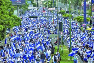 Sectores radicalizan protestas  contra el Gobierno de Nicaragua