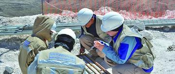 Dan autorización a dos proyectos de exploración en zonas mineras