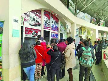 Se confirman precios altos para viajes a otras regiones