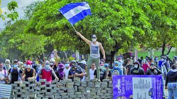 Exigen a  Nicaragua  garantizar los DD.HH.