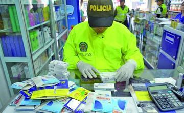 Revelan que por contrabando de fármacos Bolivia pierde $us 15 MM