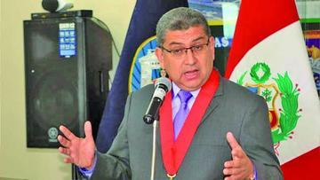 Fiscalía: capturan a juez de Perú por presuntos actos de corrupción