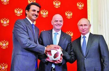 Rusia dijo adiós al Mundial y pasa la posta a Catar