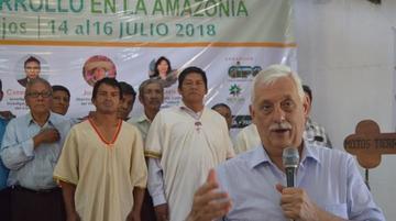 Indígenas denuncian atropellos del Estado y piden comunicar a Francisco
