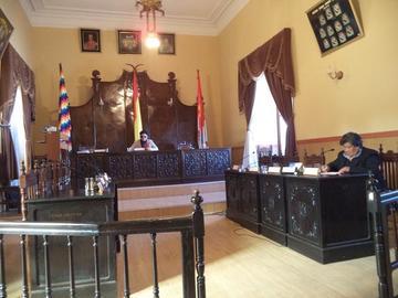 Falta de cuórum impide instalar sesión en el Concejo