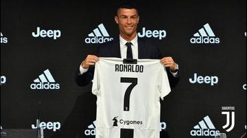 Comienza la era de Cristiano Ronaldo en Juventus