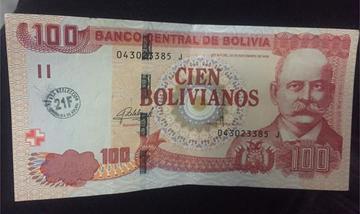 BCB recomienda no sellar los billetes porque se deterioran