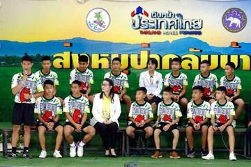 Los rescatados en Tailandia ya reciben el alta médica