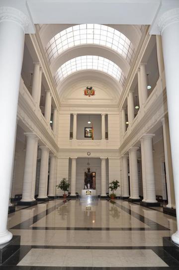 El caso Quiborax aún no está en agenda del Tribunal de Justicia