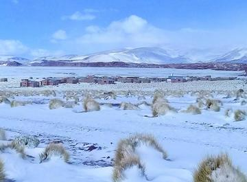 Reactivan emergencia por nevadas caídas en municipios potosinos