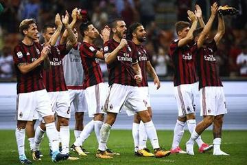 El TAS permite a Milan competir en Liga Europa