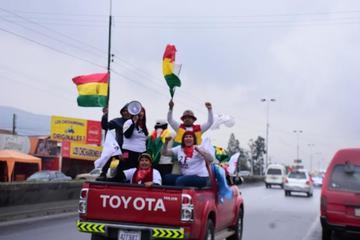 Intensifican protestas contra la respostulación de Evo Morales