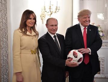 Abordan la normalización de las relaciones entre EE.UU. y Rusia
