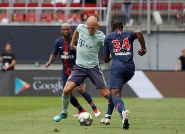 Bayern de Múnich remonta y vence a París Saint Germain