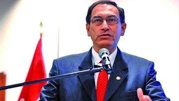 Mandatario de Perú presentará reforma en elección de magistrados