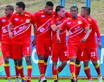 Sport Huancayo necesita golear para pasar de fase
