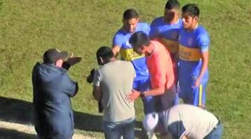 El VAR se aplica por primera vez en Perú gracias a la cámara de un fotógrafo