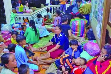 Laos se moviliza para ayudar víctimas por rotura de presa
