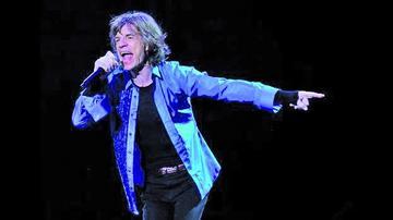 Mick Jagger cumple 75 sin perder su espíritu