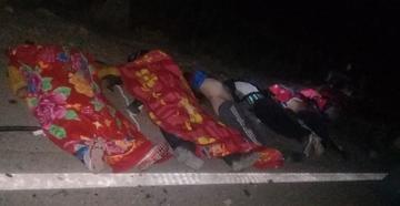 Accidente provoca 9 muertos y 13 heridos en la vía Potosí-Uyuni