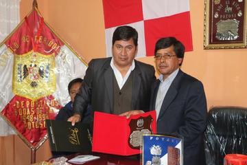 Círculo de Periodistas Deportivos de Potosí festeja sus 70 años de creación