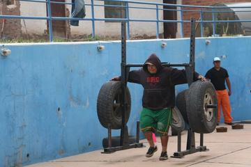 Colcha K alberga el torneo del Hombre Más Fuerte de Sudamerica