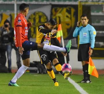 El Tigre devora  al campeón